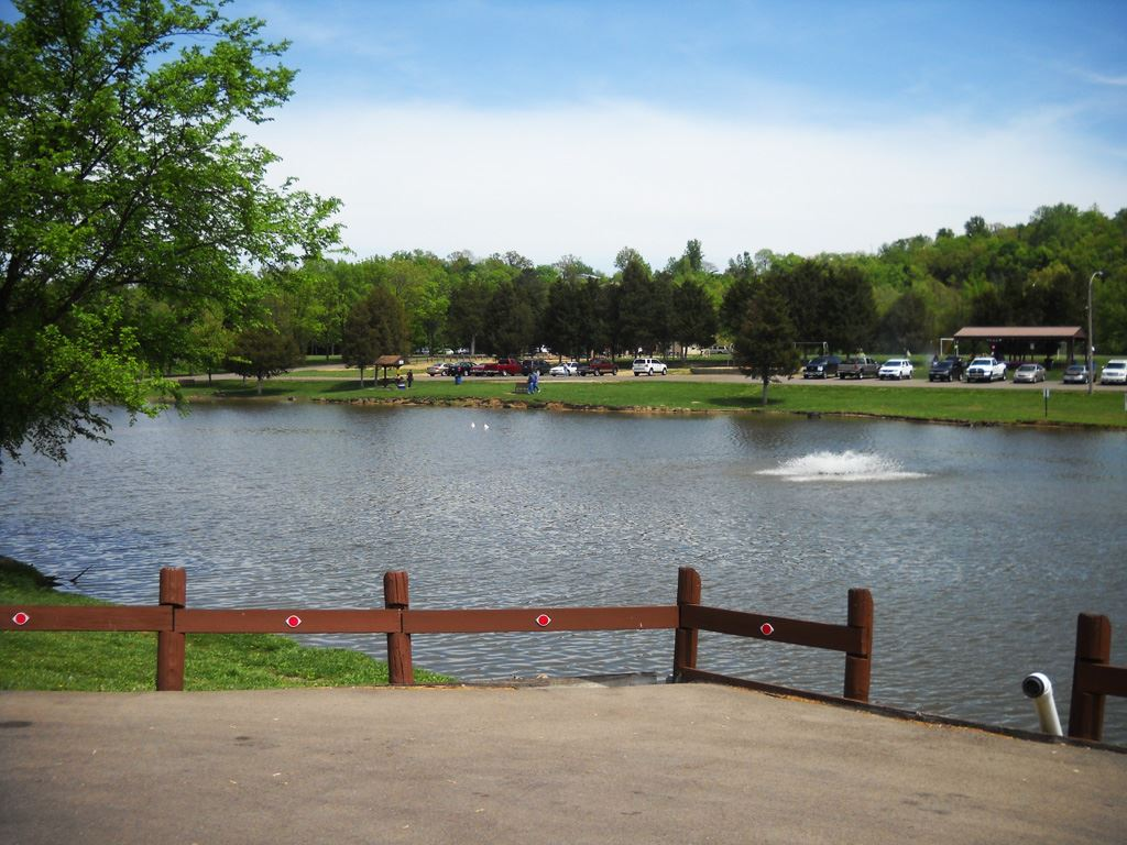 West City Park Lake