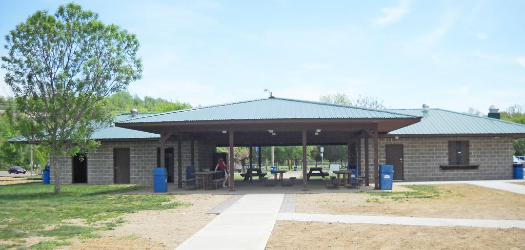 Concession Area and Pavilion