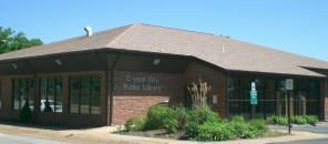 Crystal City Public Library website