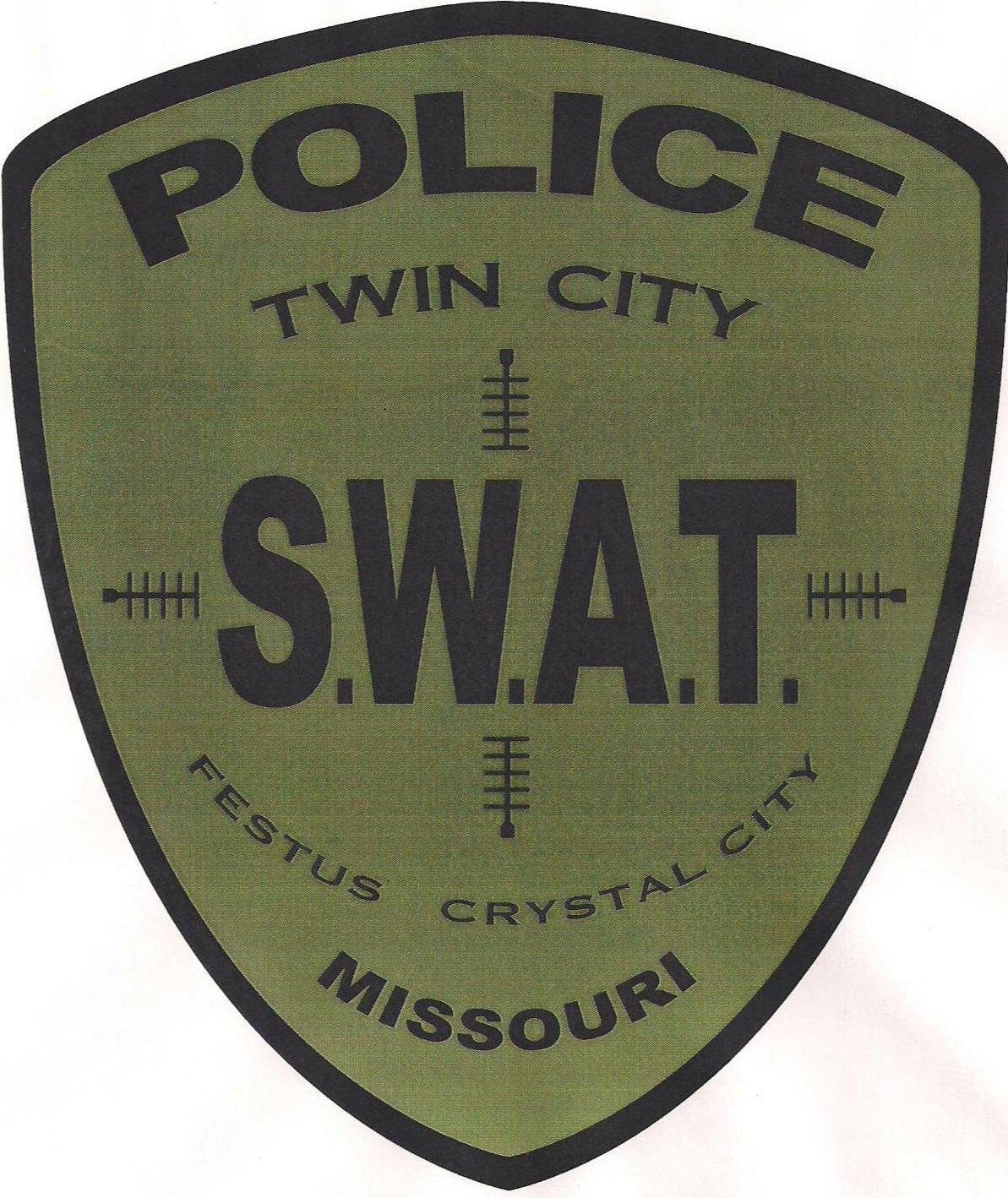 Twin City SWAT Patch