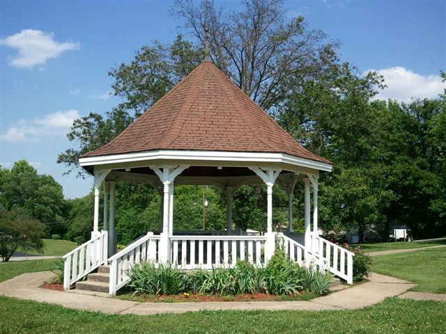Billy Porter Gazebo